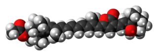 Peridinin chemical compound