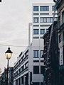 Peter Panschool, Sint-Gillis, Brussel, gevel Retoricastraat 11.jpg