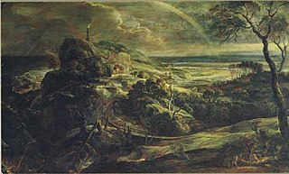 Landscape with the Shipwreck of Paul