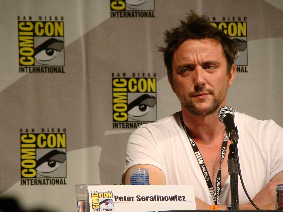 Peter Serafinowicz (born 1972) Peter Serafinowicz (born 1972) new picture