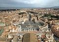 Petersplatz Rom Vatikanstadt HDR 2013 03.jpg