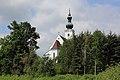 Pfarrkirche Kirchberg am Walde von NO 2017.jpg