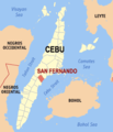 Ph locator cebu san fernando.png
