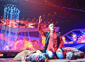 Mugham - Alim Gasimov performs mugham in Eurovision Song Contest