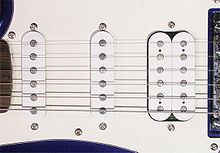 Pickup (music technology) - Wikipedia, the free encyclopedia