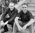 Piet and Wim van Est 1963.jpg