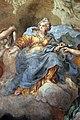 Pietro da cortona, Trionfo della Divina Provvidenza, 1632-39, Pace in trono, fucina di vulcano e tempio di giano 07.JPG