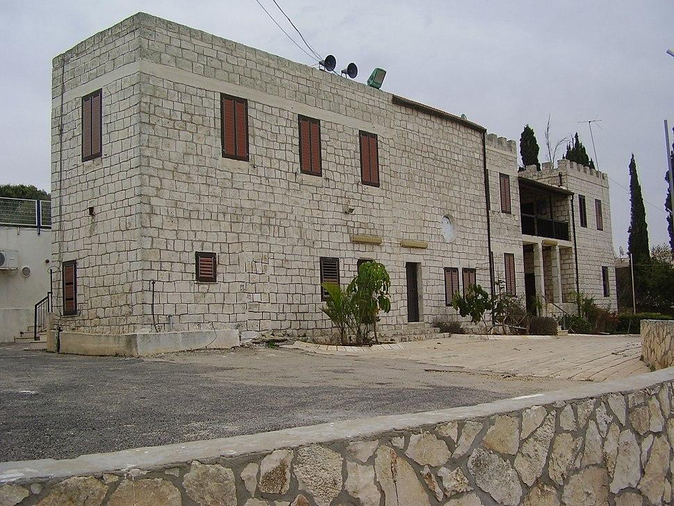 PikiWiki Israel 11261 oliphant house in dalit el carmel