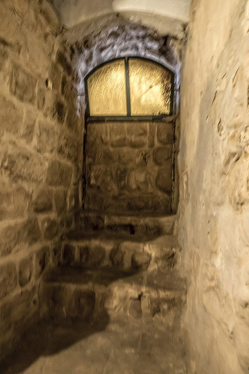 צפת העתיקה המנהרות
