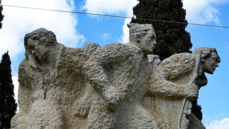 אנדרטה לנופלים בכפר יהושע
