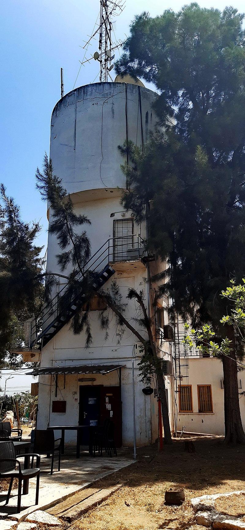 מגדל המים מושב נורדיה