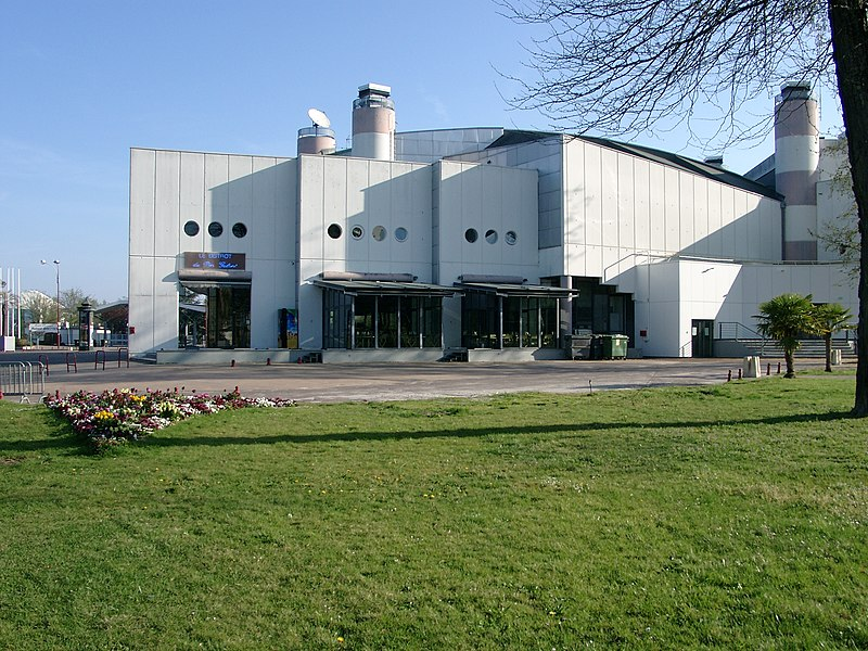 Salle de spectacle Pin Galant à Mérignac (Gironde).