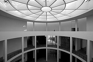 Pinakothek der Moderne - Pinakothek der Moderne, rotunda