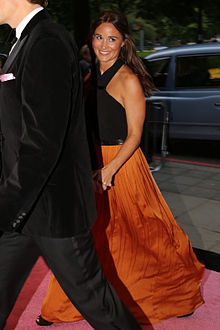 Pippa Middleton at Boodles Boxing Ball 2013.jpg