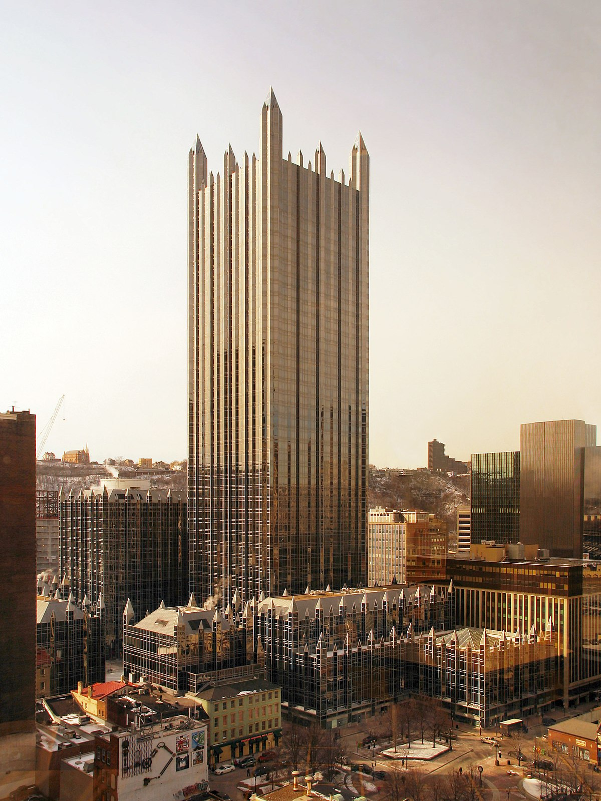 PPG Place - Wikipedia