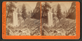 Piwyac, or the Vernal Fall and Mt. Broderick, 300 feet. Yosemite Valley, Mariposa County, Cal, by Watkins, Carleton E., 1829-1916.png