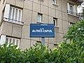 Plaque Allée Alfred Capus - Pantin (FR93) - 2021-04-27 - 2.jpg