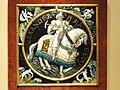 Plaque of Alexander the Great, workshop of Colin Nouailher, Limoges, c. 1540 - Nelson-Atkins Museum of Art - DSC08645.JPG