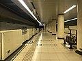 Platform of Hakozaki-Kyudaimae Station 8.jpg