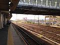Platform of Ogaki Station (Tokaido Main Line) 2.JPG
