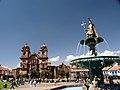 Plaza de Armas Cusco, Peru.jpg