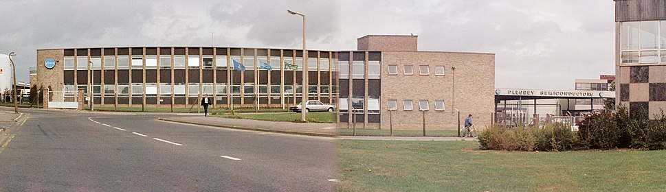 Plessey Semiconductors 1982