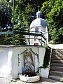 Plisnesko-Pidhirtsi Brodivskyi Lvivska-Annunciation monastery-capella&spring.jpg