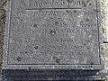 Ploumilliau. Keraudi. Tombe Querrec. Inscription.jpg
