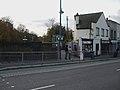 Plumstead station north entrance.JPG