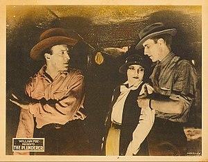The Plunderer (1924 film) - Lobby card