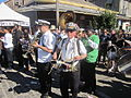 Po Boy Fest 2012 Bone Tone Louis Cowbells.JPG