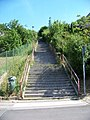 Podolské schody, z ulice Ve svahu nahoru.jpg