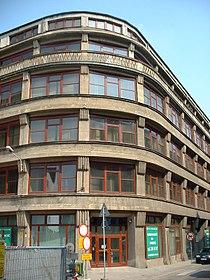 Poelzig Photo Junkernstrasse Corner Wrocław Poland 2006-04-25.JPG