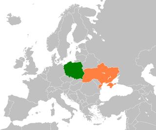Poland–Ukraine relations