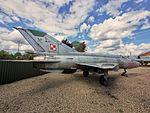 Polish Air Force MiG21 registration 1809 pic1.jpg