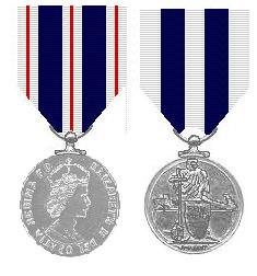 Politiemedailles van het Verenigd Koninkrijk Elizabeth II