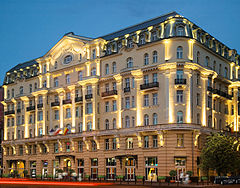 hotel polonia palace wikipedia wolna encyklopedia. Black Bedroom Furniture Sets. Home Design Ideas