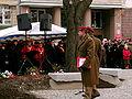 Pomnik Ofiar Komunizmu, uroczyste odsłonięcie.JPG
