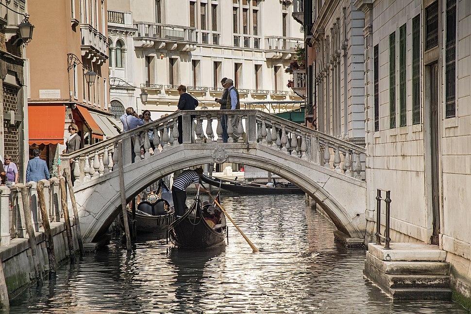 Ponte Tron o de la Piavola (Venice)