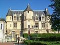 Pontoise (95), musée Tavet-Delacour, hôtel de 1477-83, 4 rue Lemercier (an. préfecture, anc. tribunal).jpg