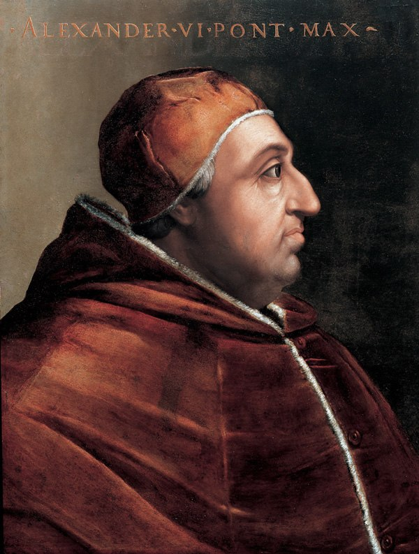 Pope Alexander Vi adj