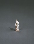 Porslin. Figurin - kvinna - Hallwylska museet - 89295.tif