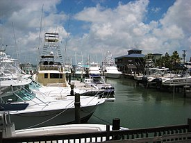 Port Aransas Dock.JPG