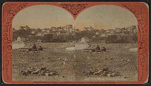 Port Henry, New York - Port Henry in 1874