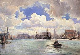 Port of Copenhagen by Ioannis Altamouras.jpg