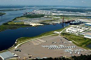 Port of Jacksonville - Port of Jacksonville