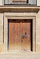 Porta d'una de les torres dels guardes, Albereda de València.JPG