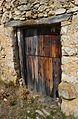Porta lateral del mas Remígia, Ares del Maestrat.JPG