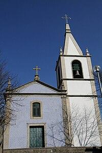Покровителем района считается Святая ...: ru.wikipedia.org/wiki/Портела_(ВилÐ...