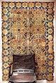 Portogallo, tappeto in lana e lino, arraiolos 1690 ca.jpg